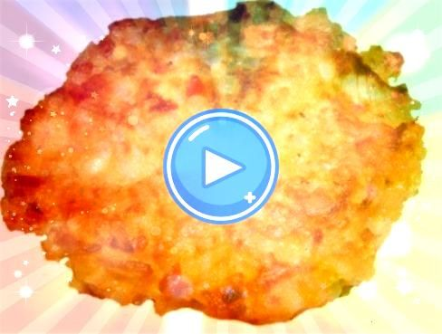 Fritters made from left over riceRice Fritters made from left over rice Use leftover chicken the tasty way by baking it into a warm cheesy masterpiece In Italian these ar...
