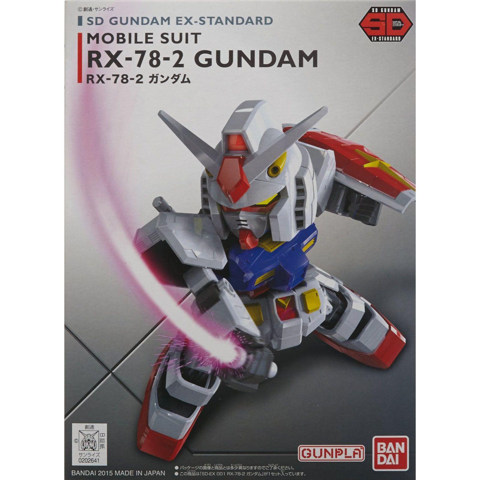 Bandai Gundam Mobile Suit Series 2 Blind Box Mini Figure New Collectibles