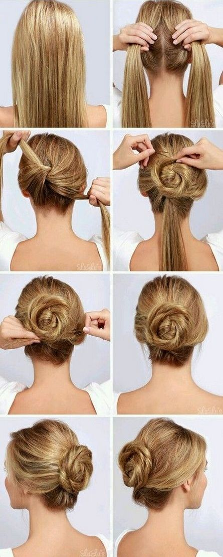 100 Cute Easy Summer Hairstyles For Long Hair Health And Beauty Pinterest Styles