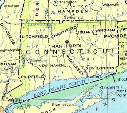 Connecticut CT State Agencies US Maps Pinterest Buckets