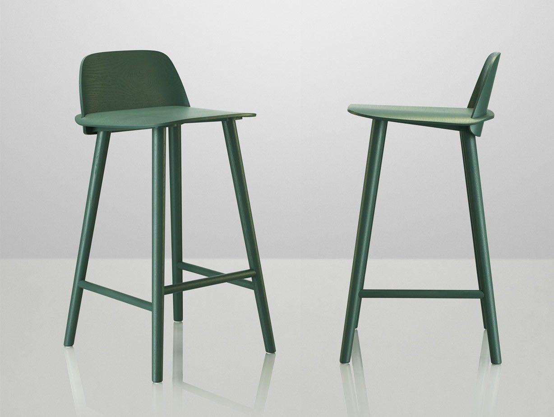 Nerd Barkruk Muuto : Nerd bar stool by david geckeler for muuto bar stools and chairs