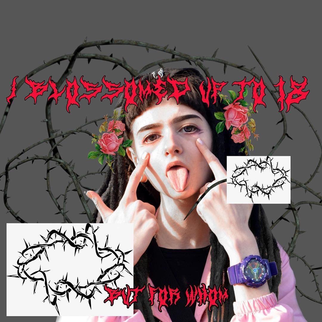 Grunge Emo Girl Aesthetic