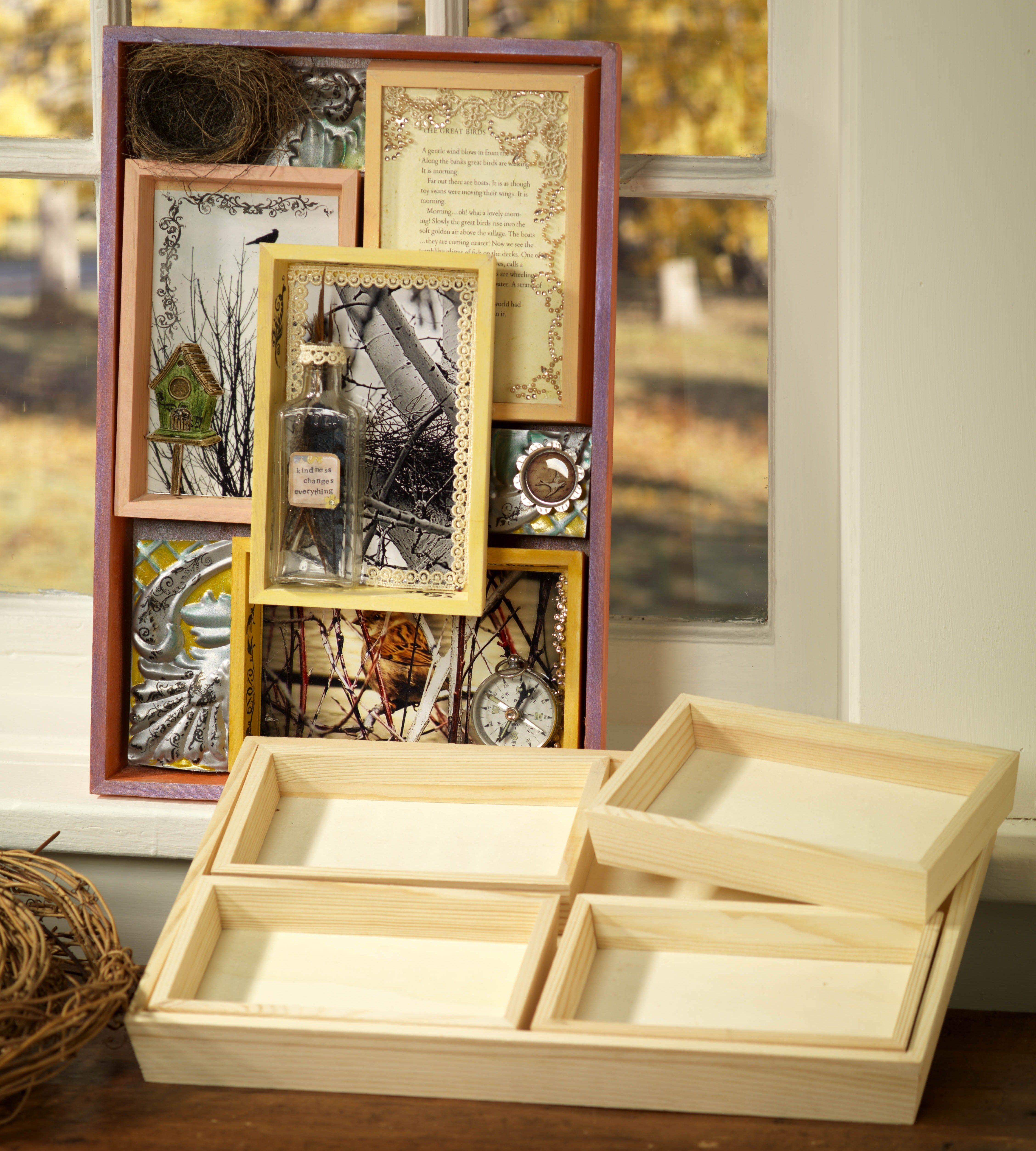 26+ Unfinished wood crafts for sale information