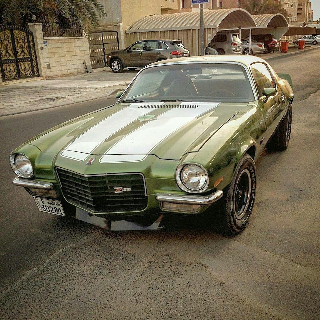 "Throttlestomper: ""1973 Chevrolet Camaro"