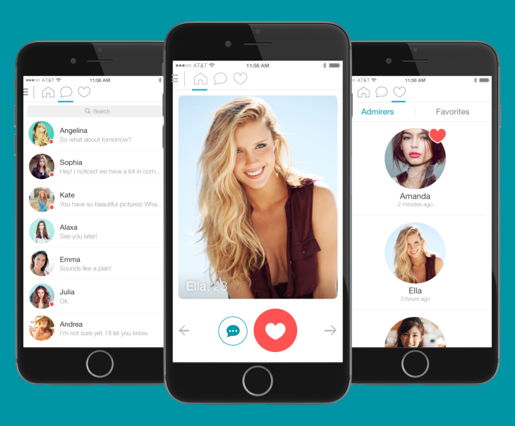 Best social dating apps for iphone