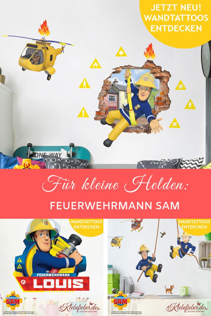 Feuerwehrmann Sam – der beliebte Held von nebenan – und sein Team ...