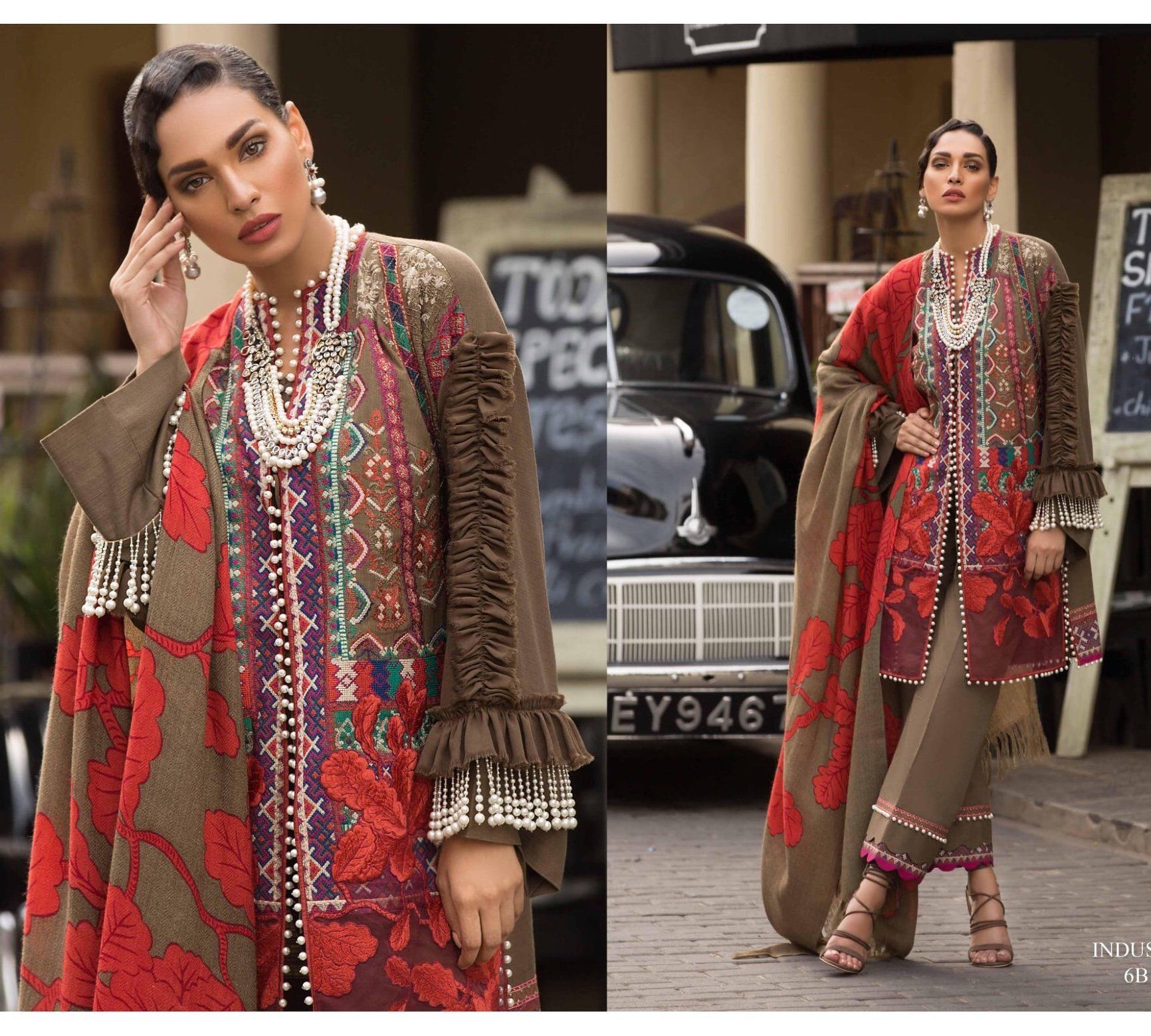 Top Pakistani Designer Dress By Sana Safinaz Model W 1650 Beautiful Pakistani Dresses Designer Dresses Online Pakistani Dress Design