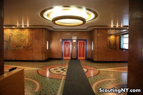 1930s Architecture Art Art Deco Interior Design Vintage Bronx