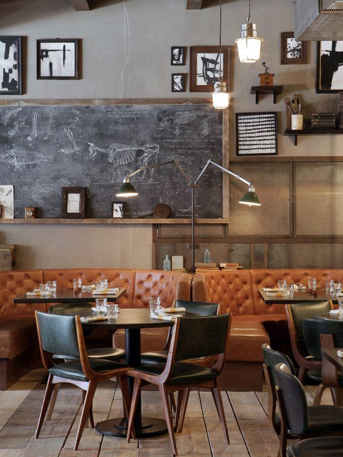 Al otro lado de la moda nice bar deco also small restaurant interior rh pinterest