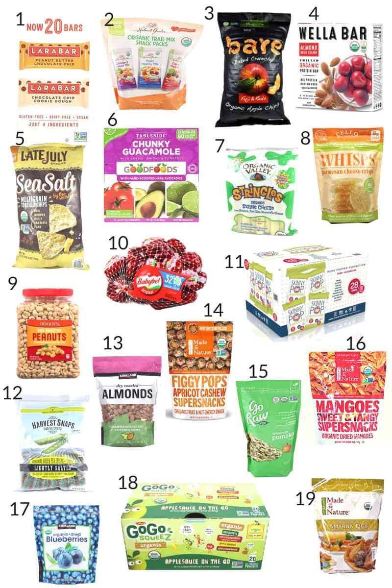 19 Healthy Prepared Snacks From Costco Includes Prices For In