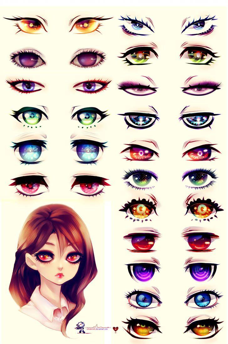 Eyes by Expie-OC on DeviantArt