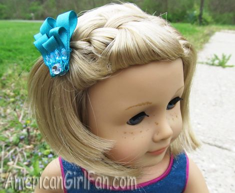 Super 1000 Images About American Girl Doll Hair On Pinterest American Hairstyle Inspiration Daily Dogsangcom
