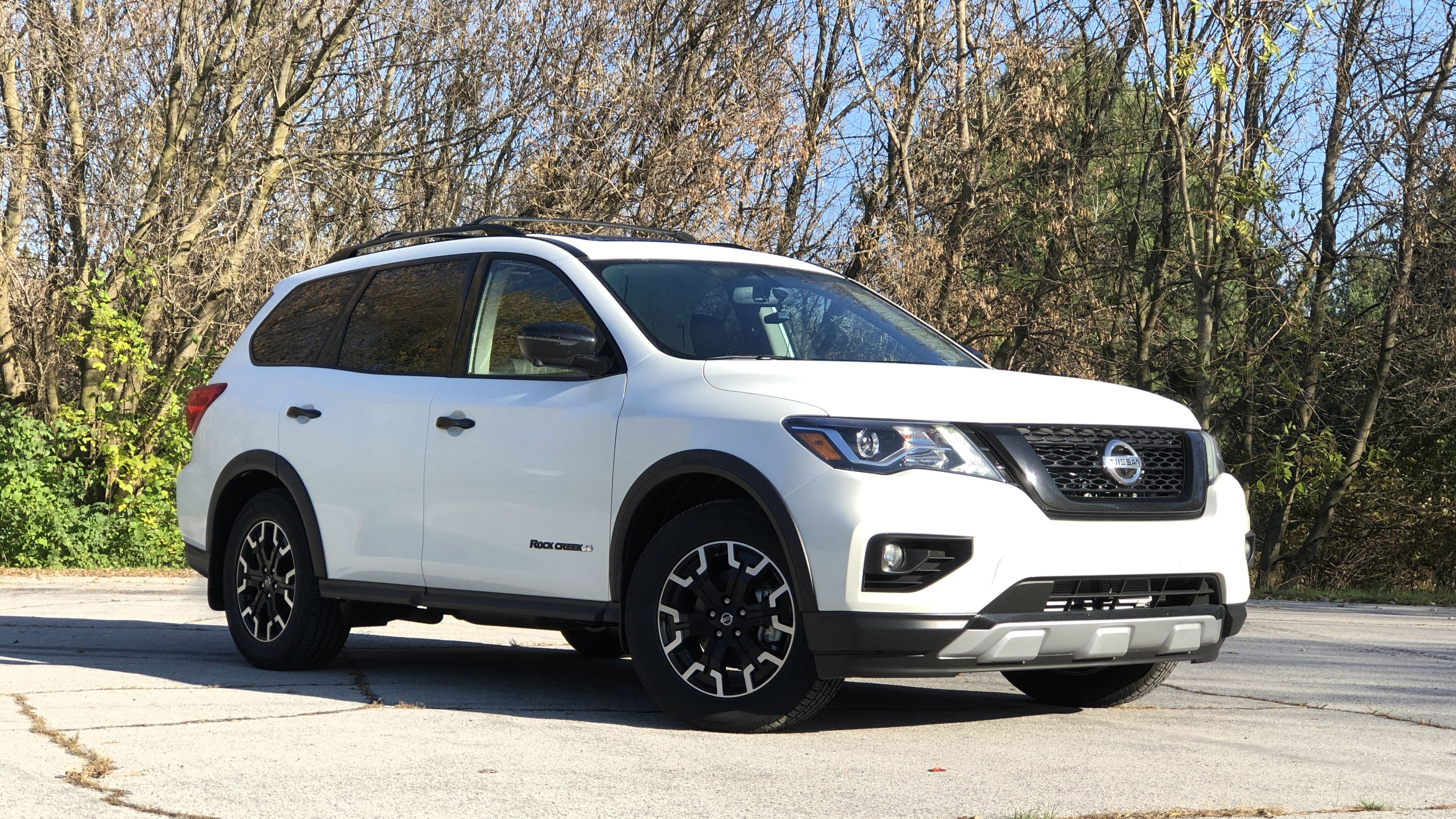 2020 Nissan Pathfinder Rock Creek Edition Review A Faux Off Roader Nissan Pathfinder Best New Cars Nissan Pathfinder Reviews
