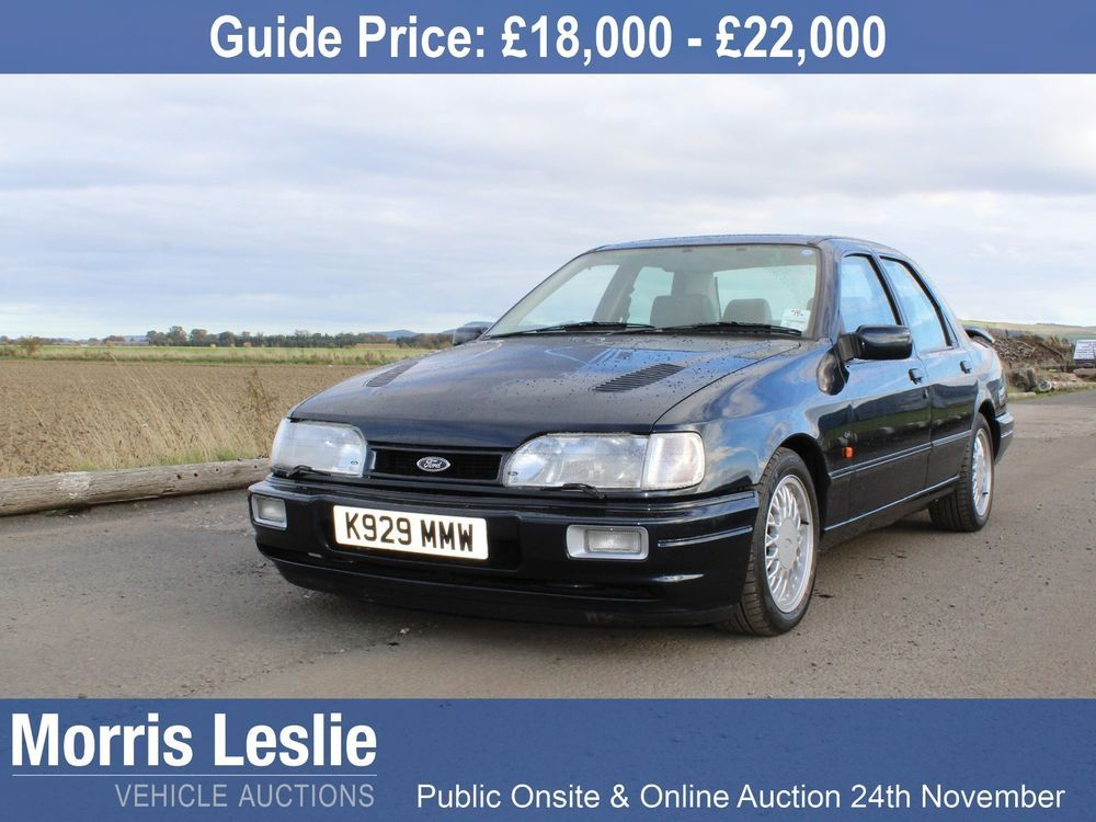 1992 Ford Sierra Sapphire Cosworth