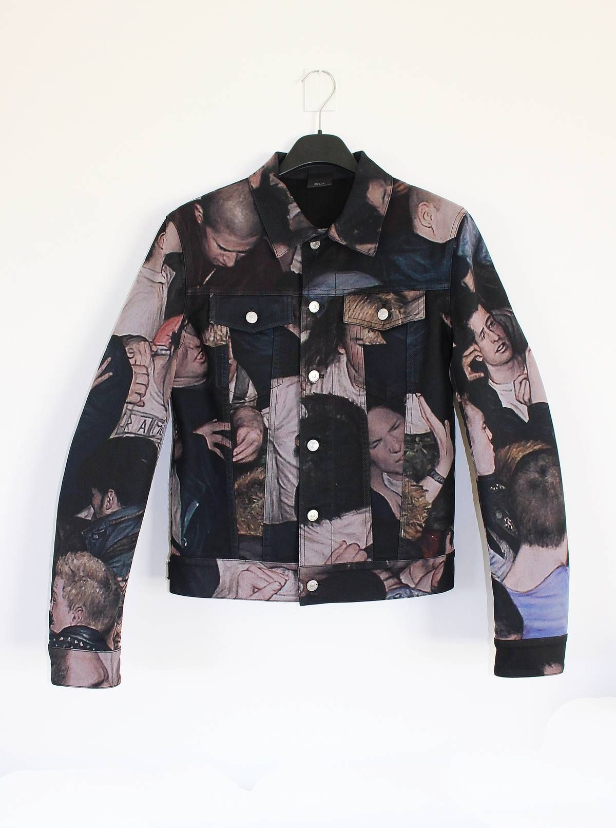 Buy Dior Bnwt Aw17 Dan Witz Jacket Size M Description Definitely A Collector S Item No Trades Reasonable Offers Only Am Structural Fashion Fashion Jackets [ 1612 x 1200 Pixel ]