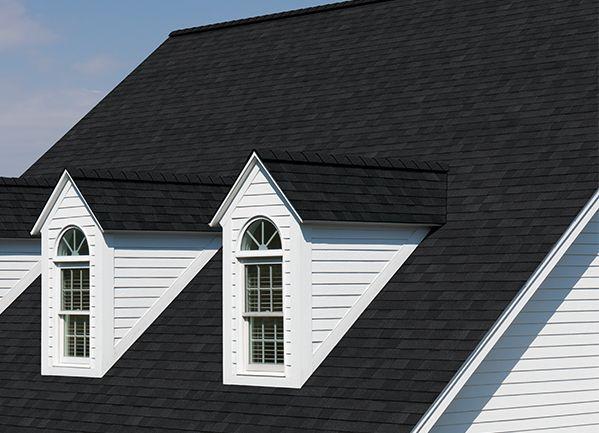 black architectural shingles. Owens Corning™ \u2013 TruDefinition® Duration® Asphalt Roofing Shingles - Systems Inc. Black Architectural C