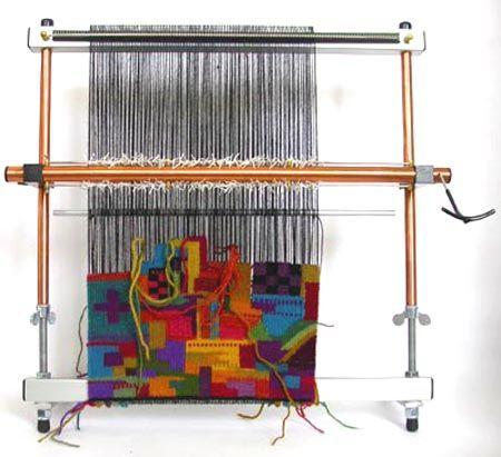 Tapestry Looms Tapestry Loom Loom Yarn Diy Weaving