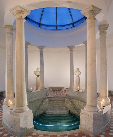 Healing Retreat Villa Padierna Thermas Hotel Authentic