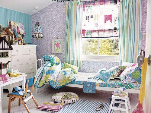 cortinas para dormitorios juveniles - Cortinas Habitacion Juvenil