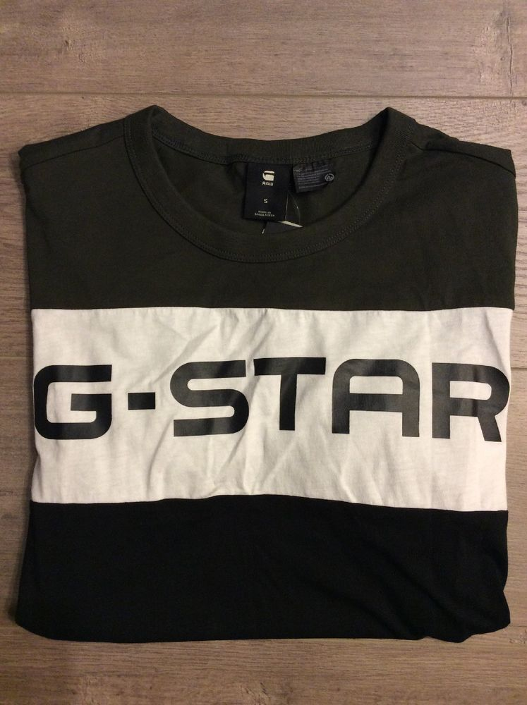 G Star Raw Men T shirt Small.New With Tag. #fashion