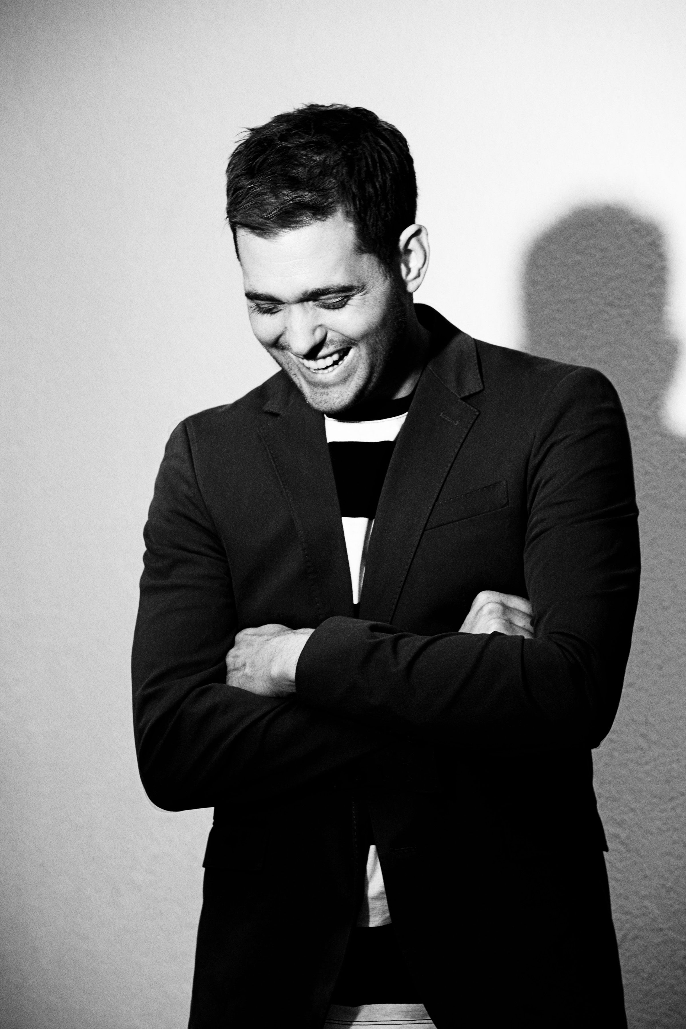 michael buble home just