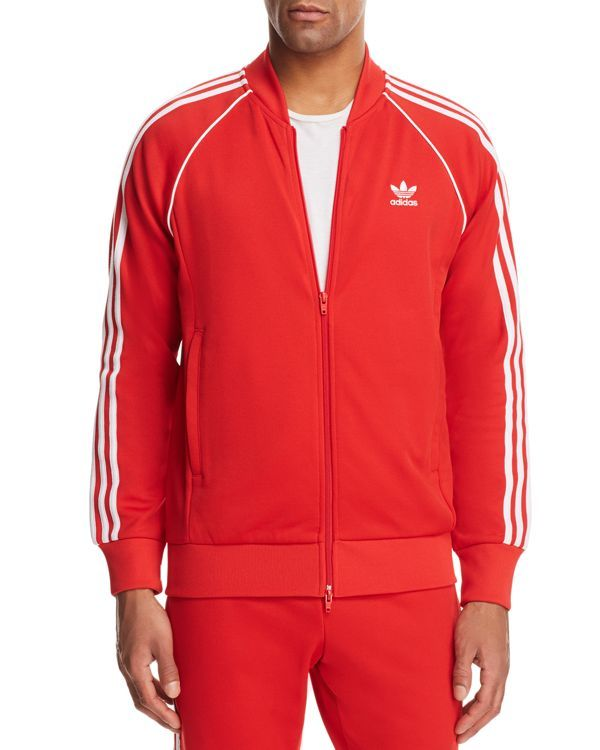 32c39cb0 adidas Originals Superstar Track Jacket | Products in 2019 | Adidas ...