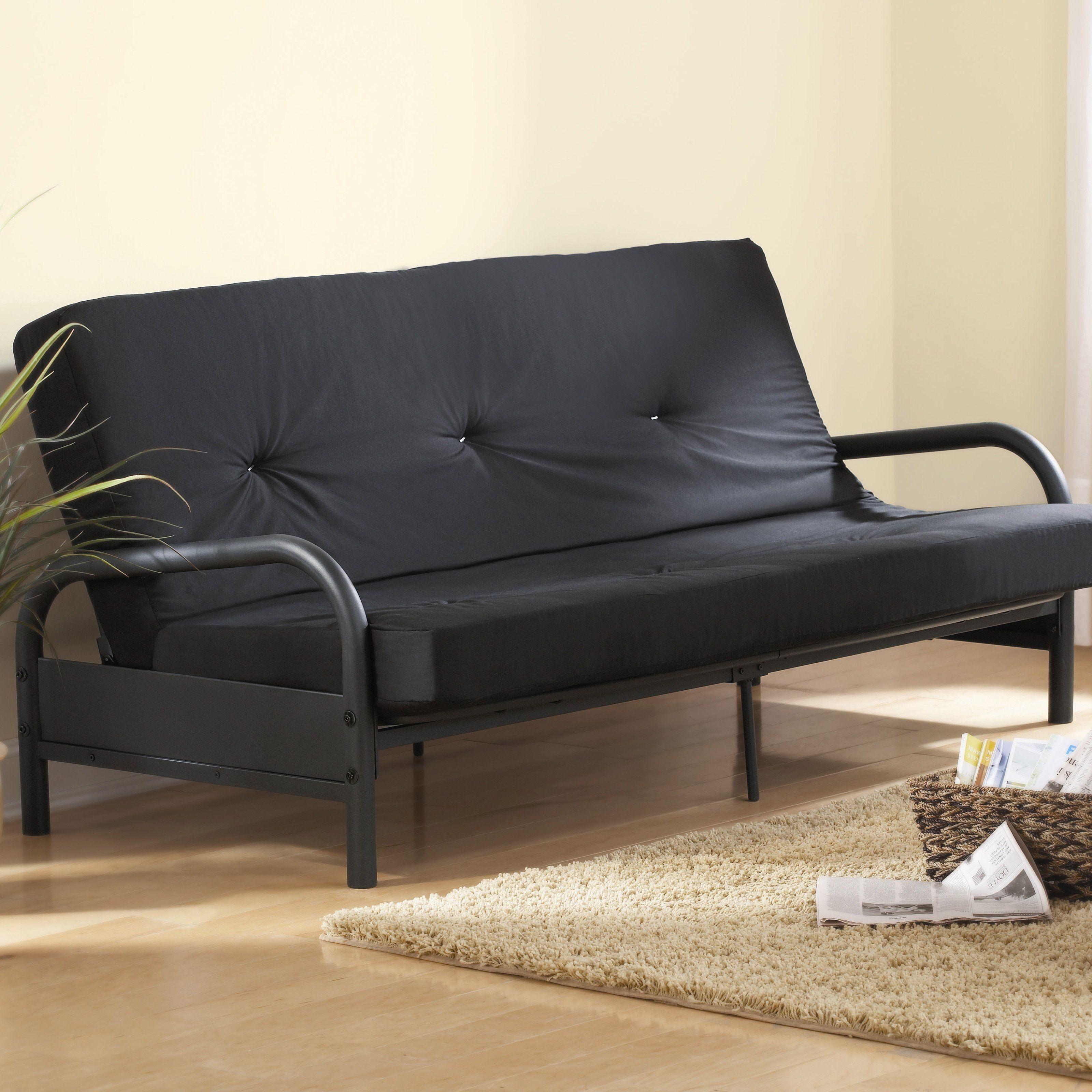 Futon Sofa Bed Mattress Cover | http://ml2r.com | Pinterest
