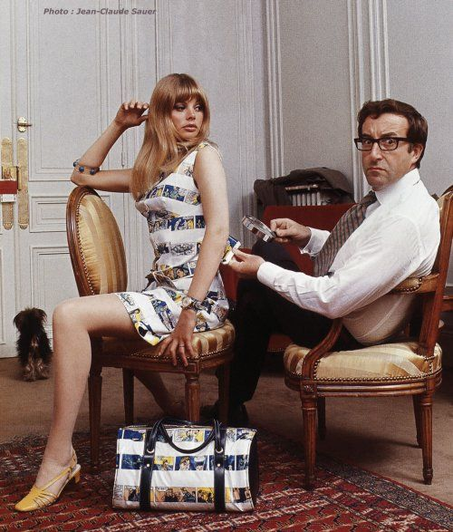 Although their marriage only lasted from 1964-1968, Britt Ekland and Peter Sellers were one of the most famous celebrity couples of the 1960s.