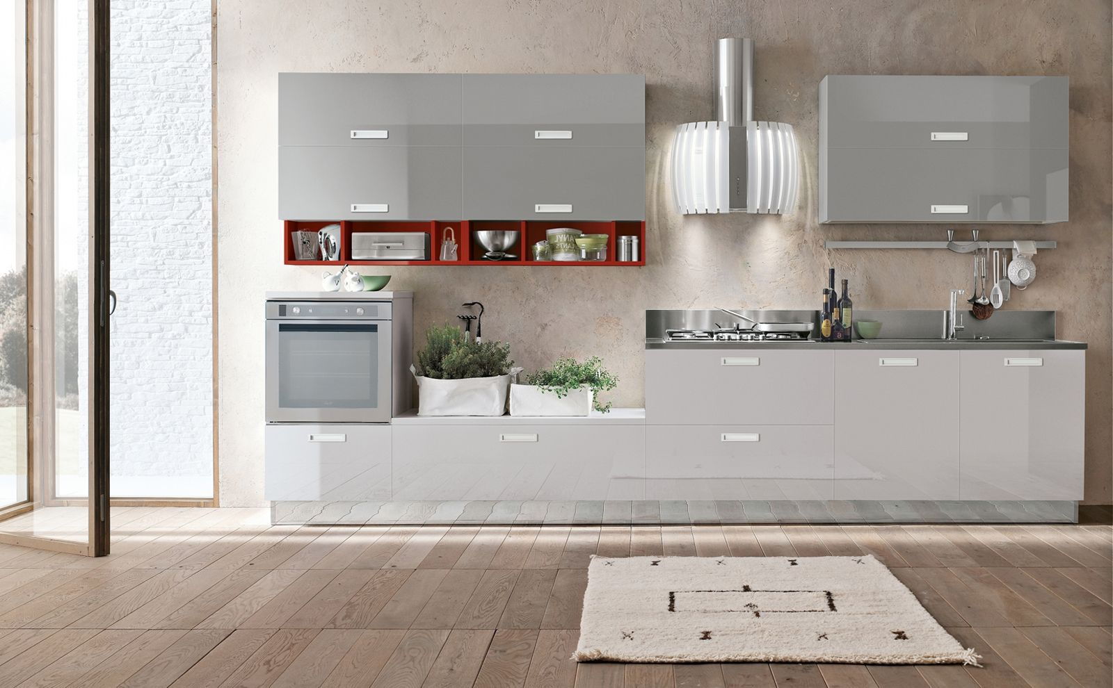 Beautiful Stosa Cucine Moderne Photos - Design & Ideas 2017 - candp.us