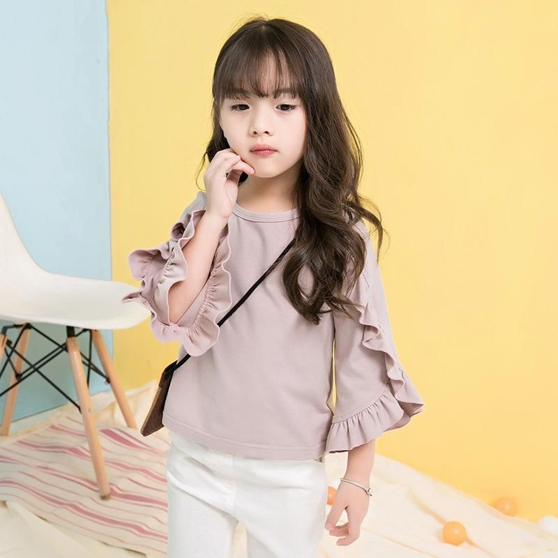 Baby T-Shirt Dress Toddler Girls Kids Long Sleeve Autumn Clothes Party Deer Tops Outfits