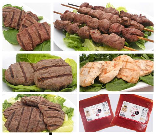 Meat Lovers HCG Food Pack   HCG Diet Meat Kit