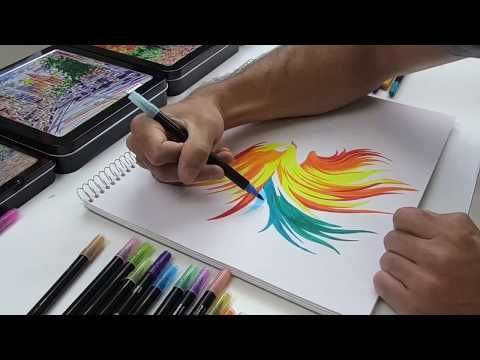 Signature Series Hand Lettering And Art Sets Crayola Com