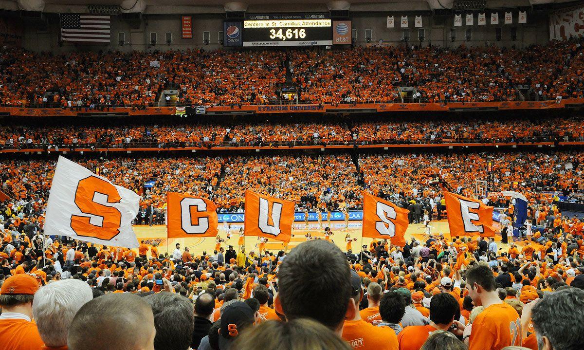 Carrier Dome Syracuse New York Syracuse