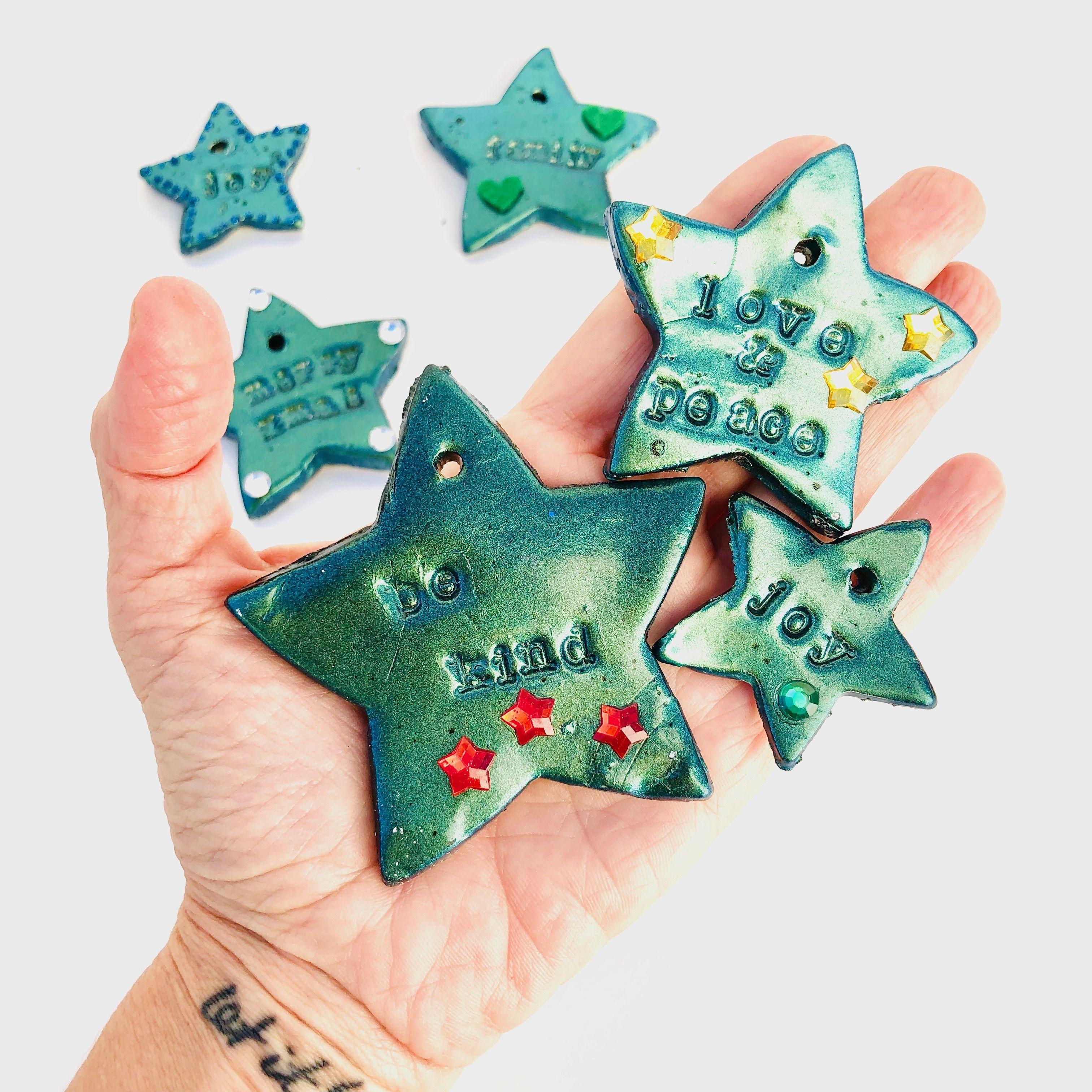 Air Dry Clay Ornament Air Dry Clay Clay Ornaments Crayola Air Dry Clay