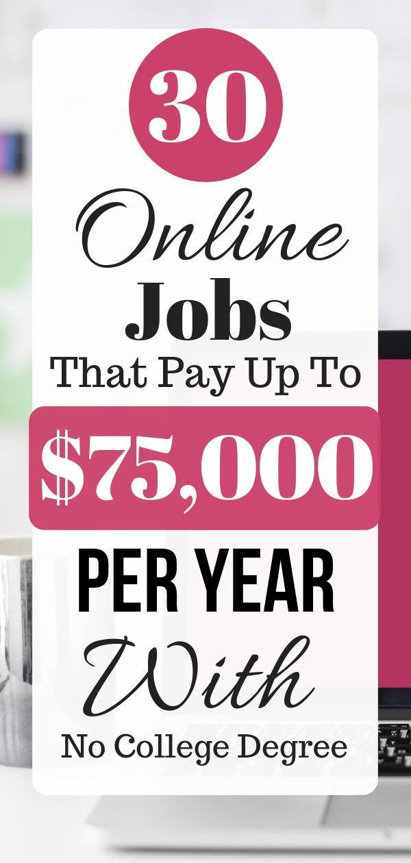 30 Best Legitimate Work From Home Jobs Hiring Now Online Jobs