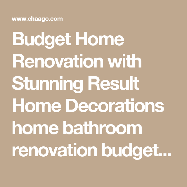 budget home renovation with stunning result home decorations home