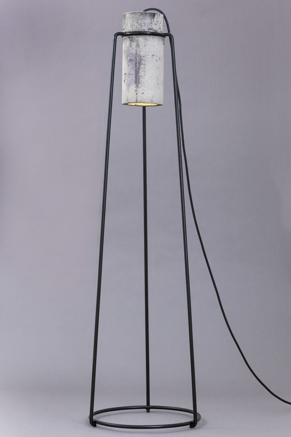 Poua By Rodrigo Lugo Via Behance Mit Bildern Lampen Lampe Beton Betonlampe