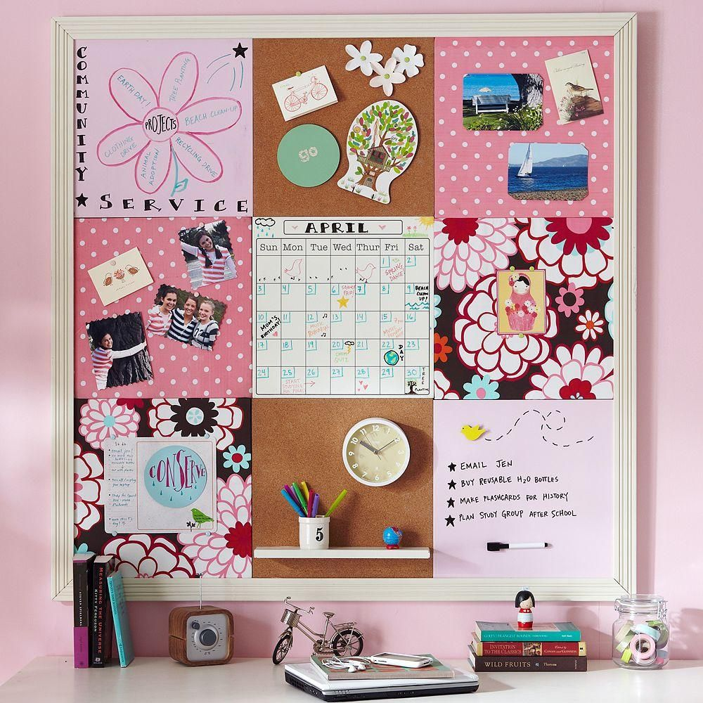 diy bulletin board diy crafts scrape booking pinterest