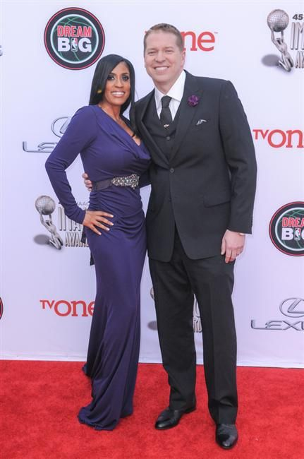 gary owen and wife celebrity fashion the good the. Black Bedroom Furniture Sets. Home Design Ideas
