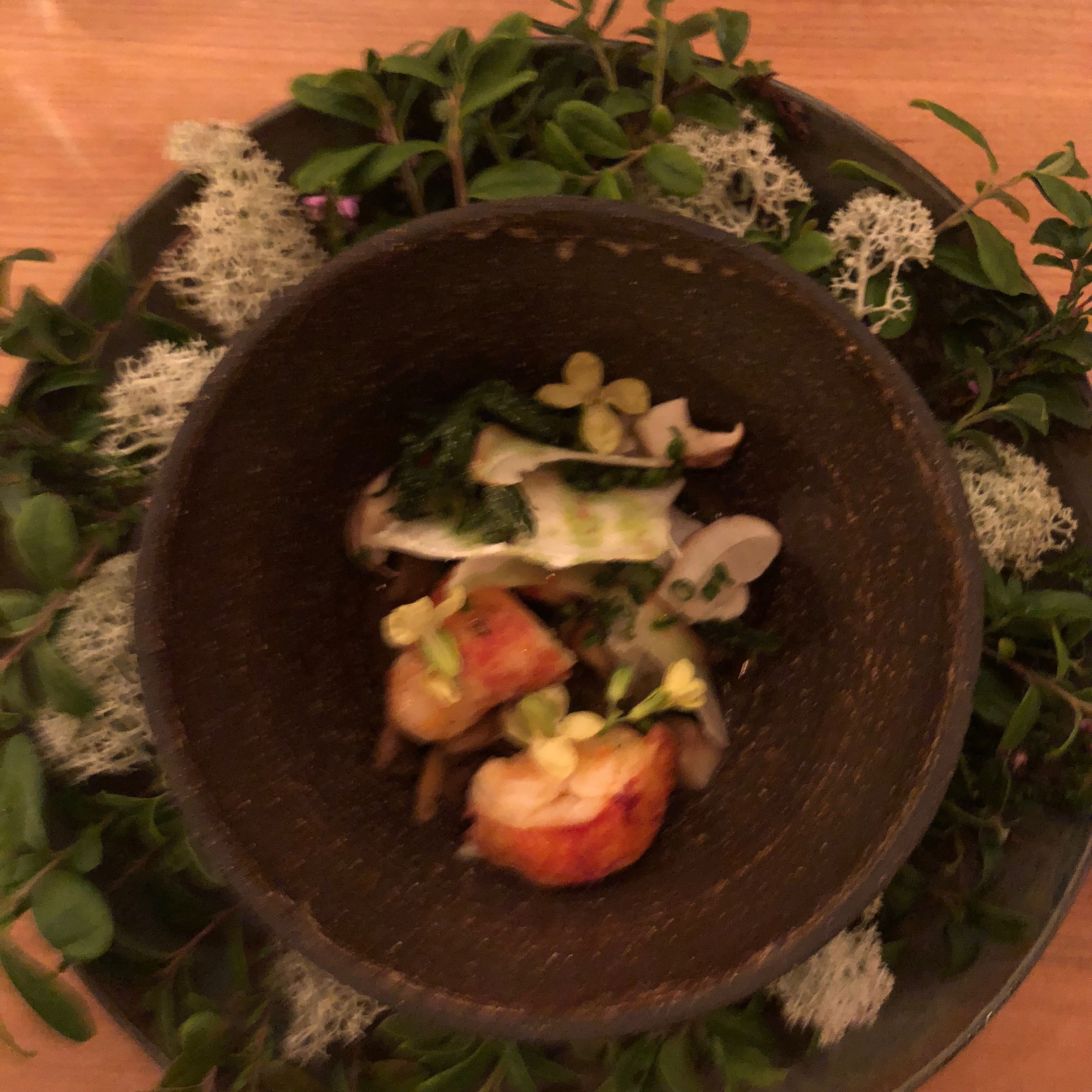 Ekstedt and I\'m on fire #onemichelinstar #michelin #finedining ...