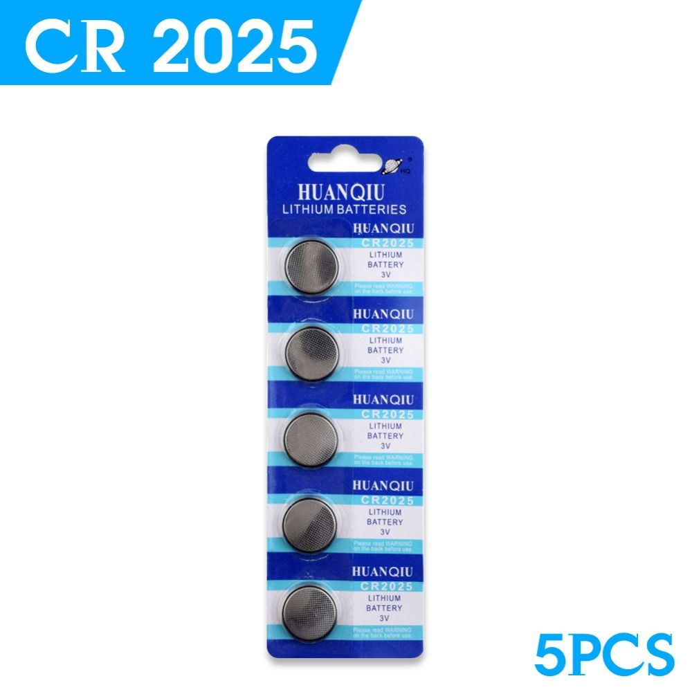 Hot Selling 10 Pcs 3v Lithium Coin Cells Button Battery Cr2025 Br2025 Dl2025 Kcr2025 2025 L12 Ee6226 ボタン電池 コイン ピース