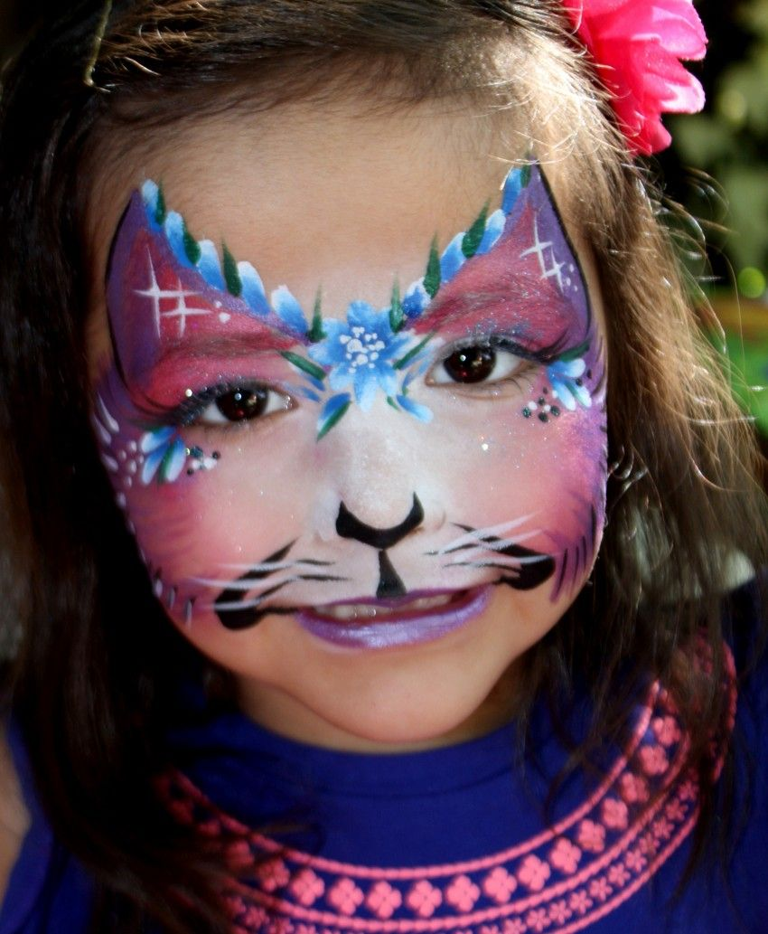 Hire mandy tardif face painter in lafayette california