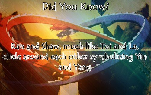 Did You Know? #avatarthelastairbender