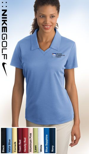 beeee3a9 #nike #pique #ladies #polos $32.98 Stay cool when things heat up.  Engineered with Dri-Fit fabric which provides moisture management  technology.