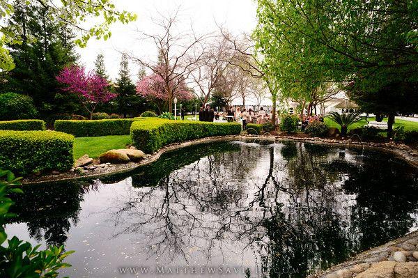 evergreen island in tulare california for an outdoor wedding venue