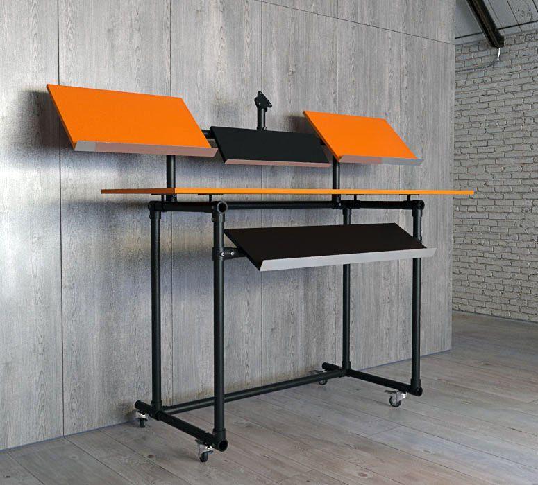 Den Ultimativen Dj Tisch Zum Selber Bauen Anleitung Tisch