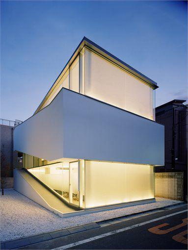 C1 House - Tokyo, Japan - 2005 - Curiosity
