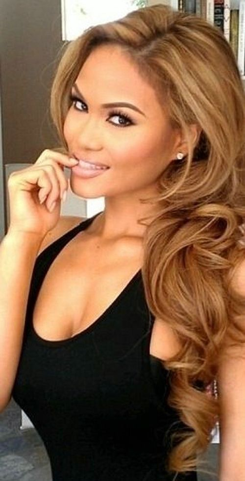 ... About Celebrity Hair Colors On Pinterest Brown Hair - 500x980 - jpeg