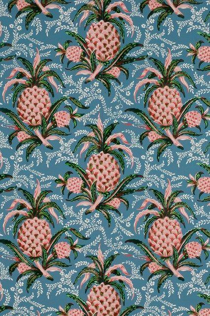 Pineapple Express Pineapple Wallpaper Pineapple Fabric