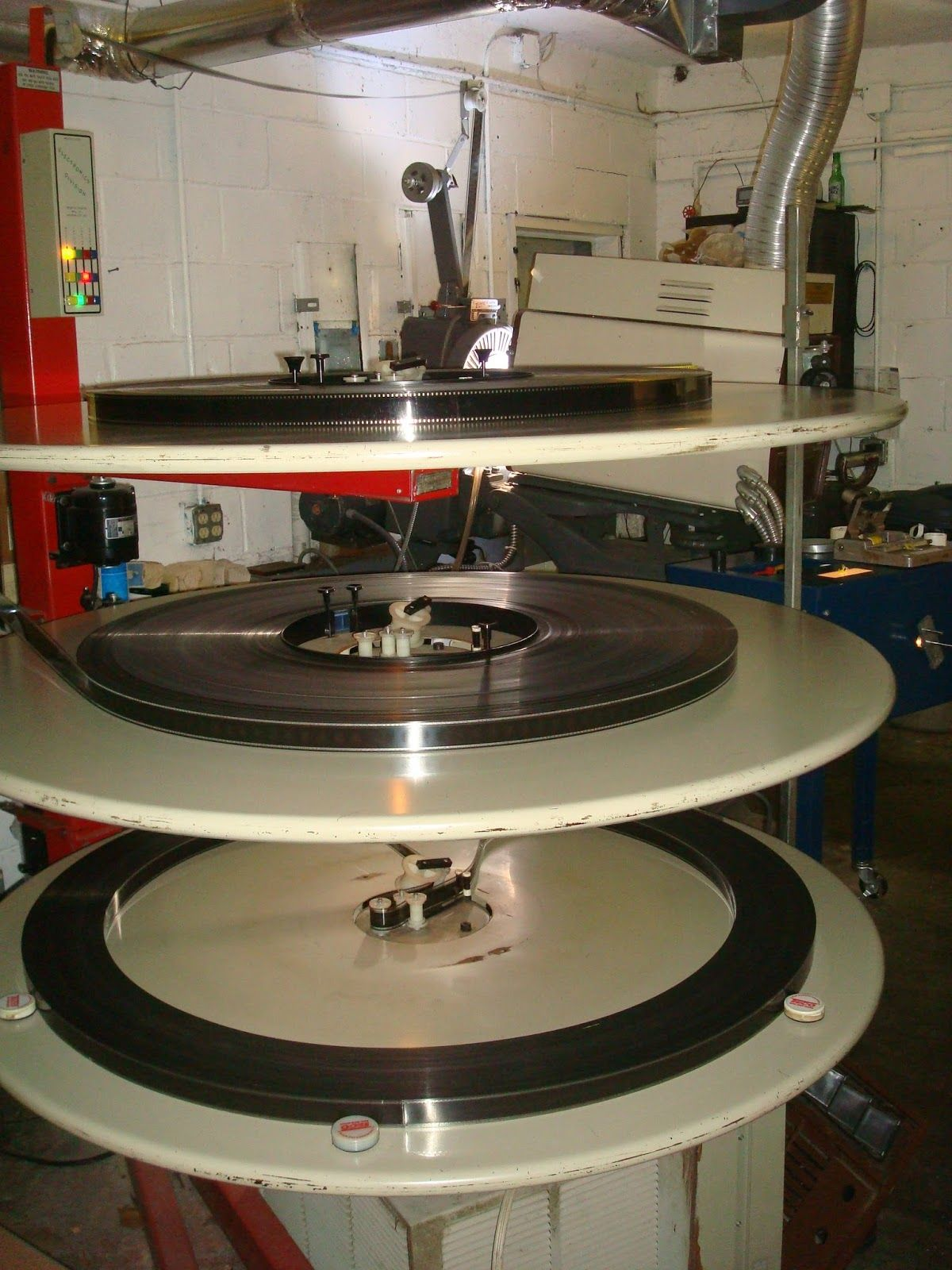 vintage drive-in 35mm movie platter projector - Google Search ...